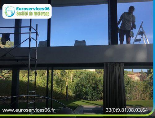 Services de nettoyage par Euroservices06 – 25