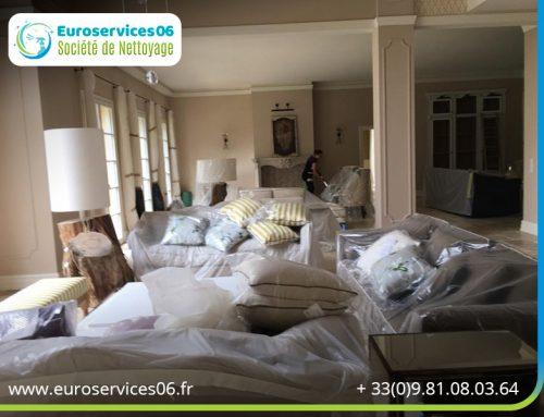 Services de nettoyage par Euroservices06 – 30